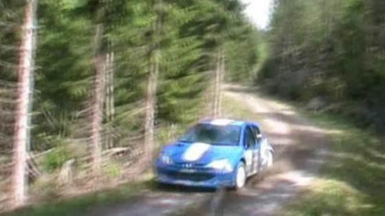 Peugeot 206 S1600