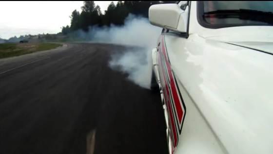 BMW E30 pure smoke