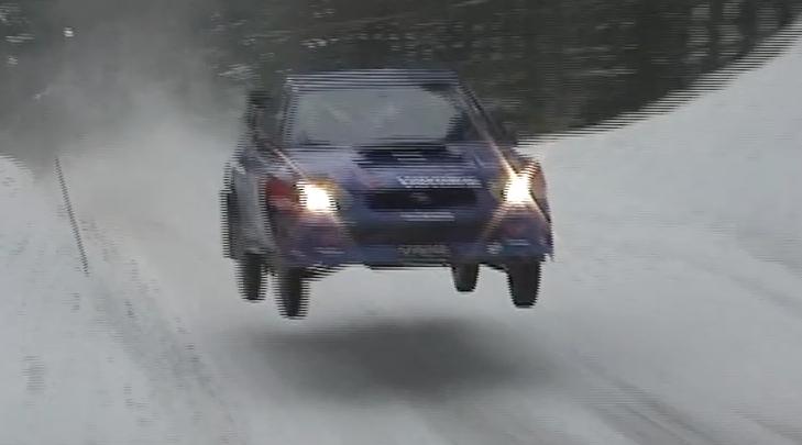 NM R3 Rally Finnskog 2011