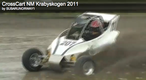 NM R1 Crosskart Krabyskogen 2011