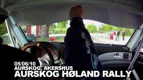 Aurskog Høland Rally