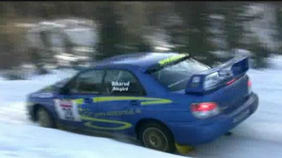 NM R1 Sigdalsrally 2009