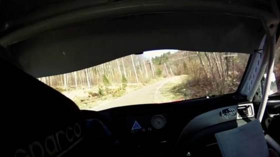 Rally Sorland SS4/8 Lindland