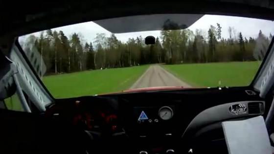 South Swedish Rally