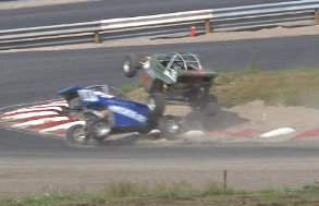 Crosskart NM R2 Grenland 2011