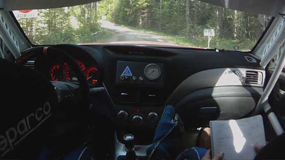 Aurskog Høland Rally SS11