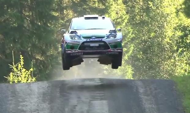 WRC R8 Rally Finland 2011