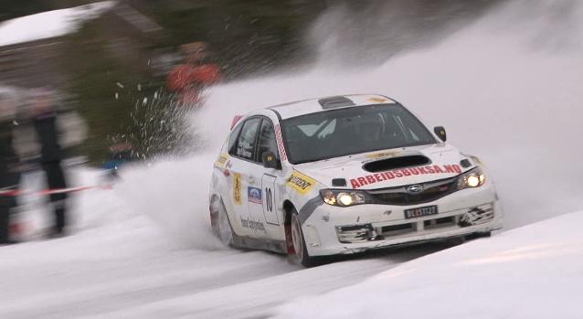 NM R1 Mountain Rally Norway 2012