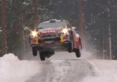WRC Swedish Rally Day 1 2012