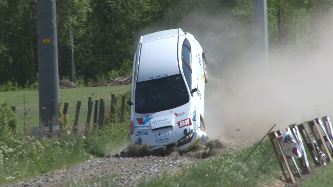 Aurskog Høland Rally 2012 NM R4