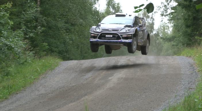 WRC R8 Rally Finland 2012