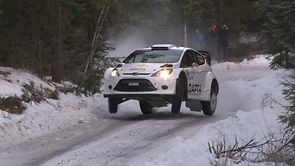 Rally Finnskog 2013 NM R2