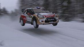 Swedish Rally 2013 Day 1