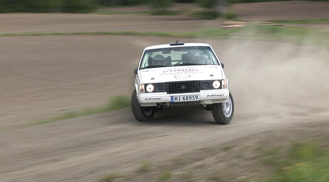 Aurskog Høland Rally 2013 NM R5