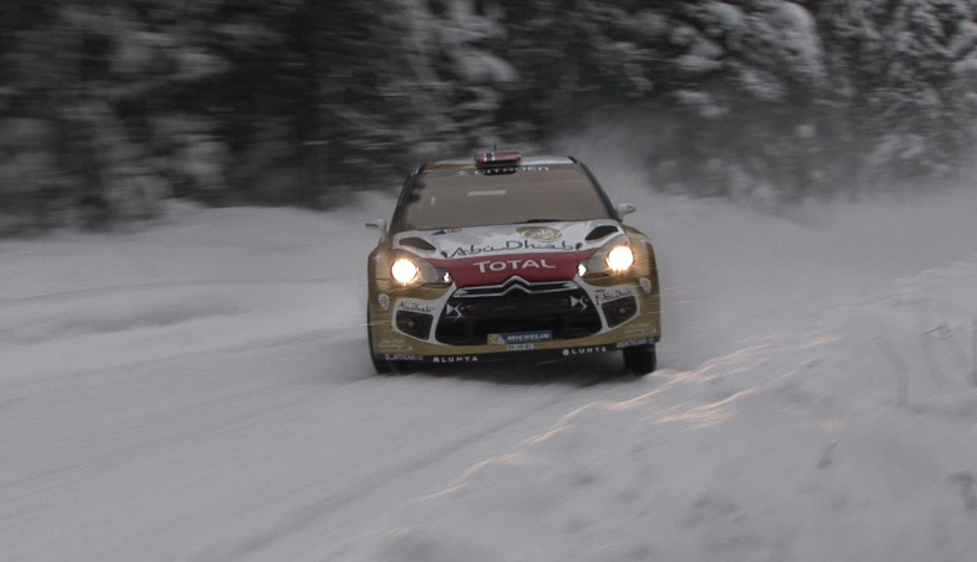 Mountain Rally Norway 2014 NM R2