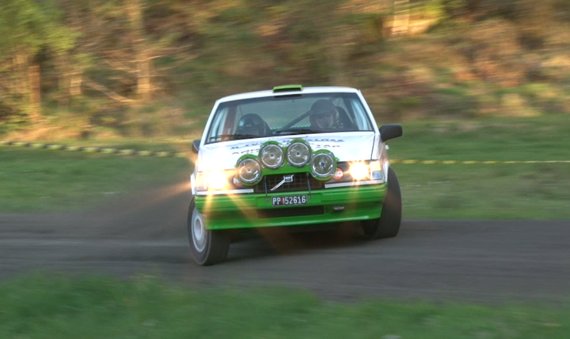 Rally Sørland 2014 NM R4