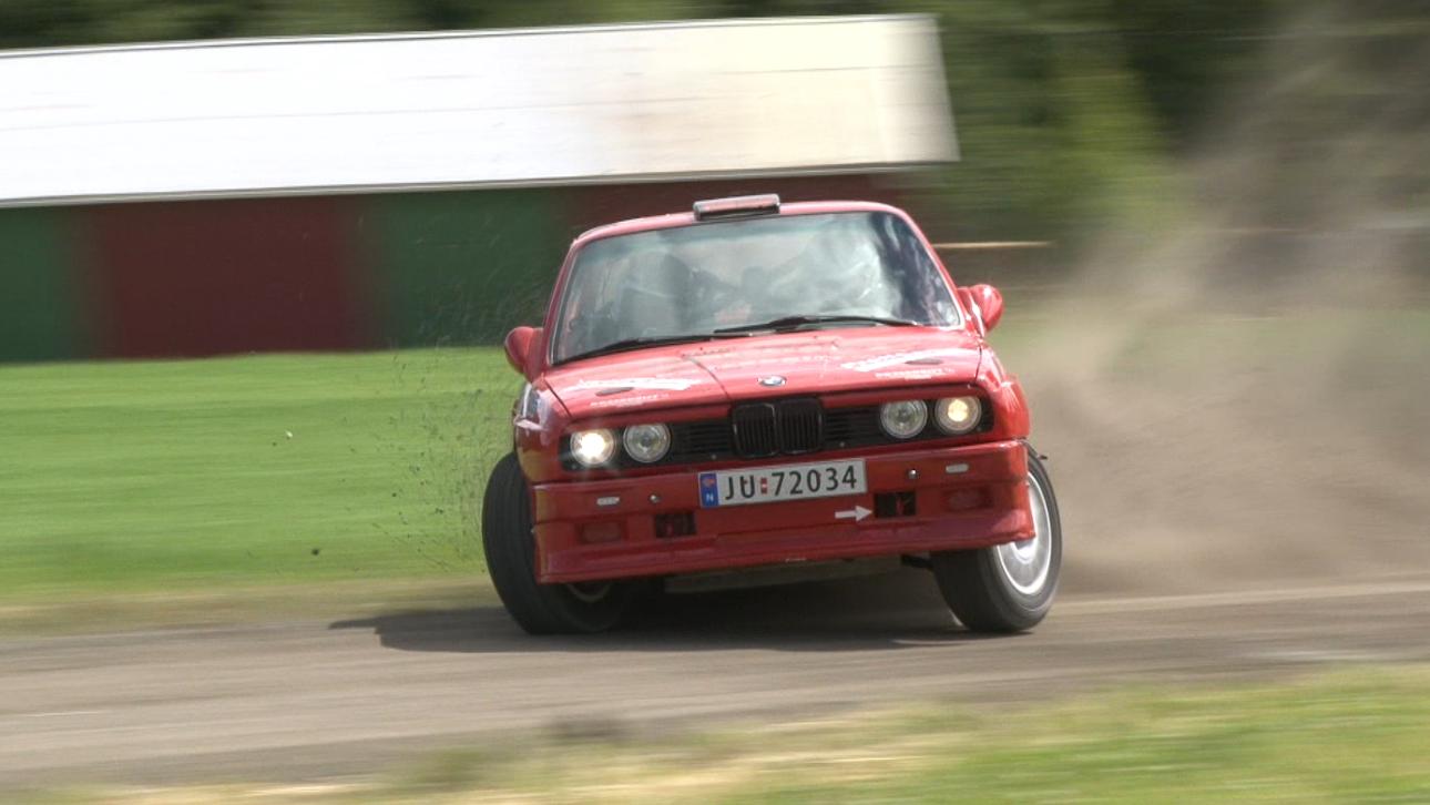 Aurskog Høland Rally 2014 NM R5