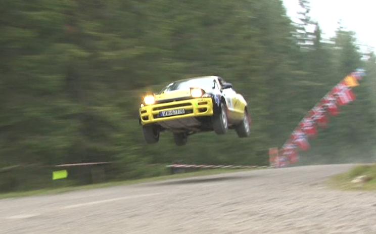 Rally Hedemarken 2014 NM R6 – Motorsportfilmer.net