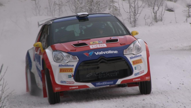 Anders Grøndal – Citroën DS3 R5 Dagali Test 2014 – Motorsportfilmer.net