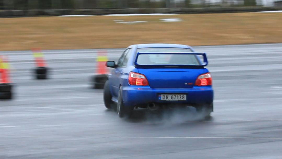 Autoslalom Practice Lillehammer 2015 – Motorsportfilmer.net