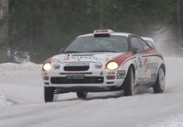 Rally Finnskog 2016 NM R2