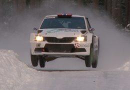 Rally Finnskog 2018 NM R2