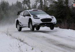 Esapekka Lappi & Janne Ferm – Rally Sweden Test 2020