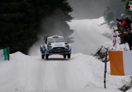WRC Rally Sweden 2020