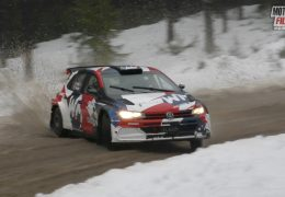 NM Rally Finnskog 2021