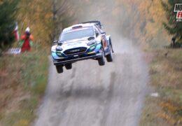 WRC Rally Finland 2021